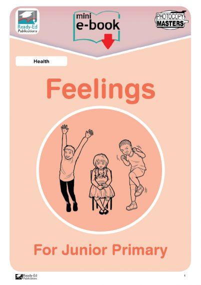Health-Feelings-For-Junior-Primary-Worksheets