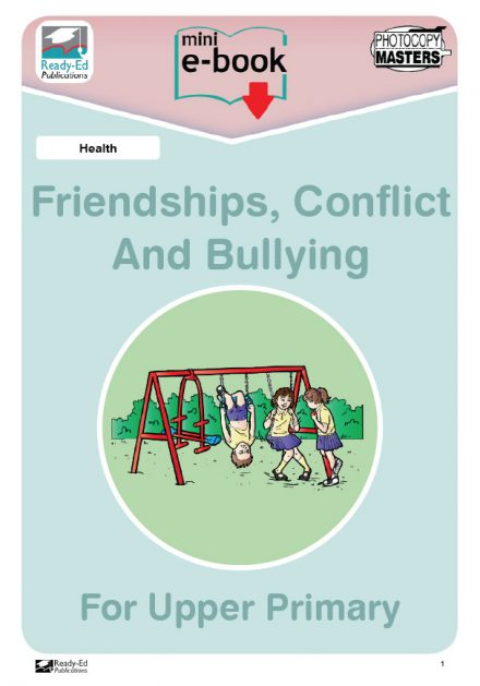 Health-Friendships-Conflict-And-Bullying-For-Upper-Primary-Worksheets