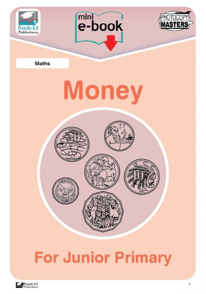 Money-For-Junior-Primary
