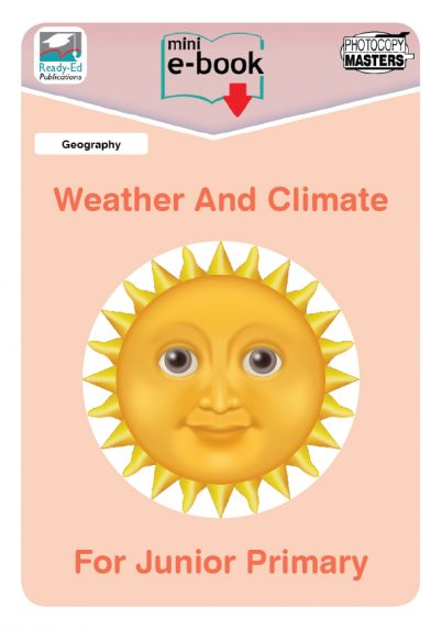 Weather-And-Climate-For-Junior-Primary