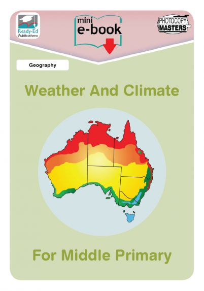 Weather-And-Climate-For-Middle-Primary