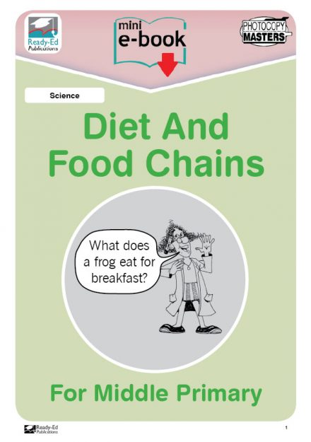 Diet-And-Food-Chains-For-Middle-Primary