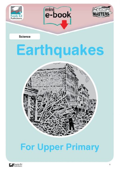 Earthquakes-For-Upper-Primary