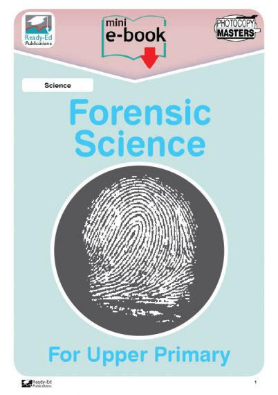 Forensic-Science-For-Upper-Primary