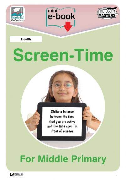 Health-Screen-Time-For-Middle-Primary-Worksheets