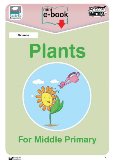 Plants-For-Middle-Primary