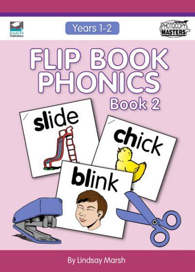 Flip Book Phonics Book 2