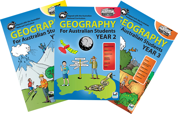 Geography for Australian Students